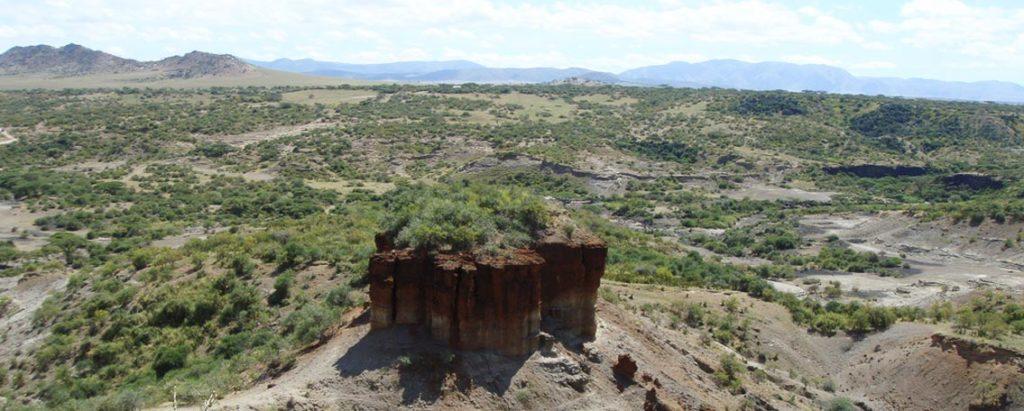 Olduvai-Gorge