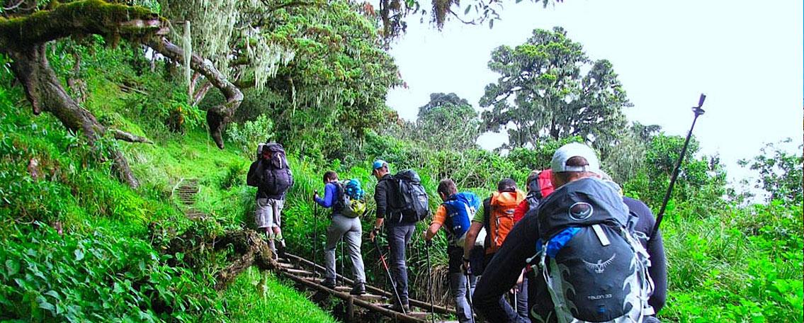 Mount-Mer-trekking